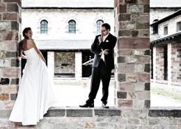 Hochzeitspaar Anna & Patrick