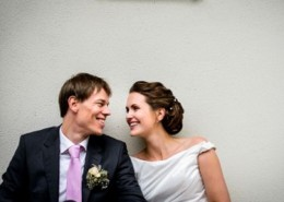Brautpaar Amelie und David
