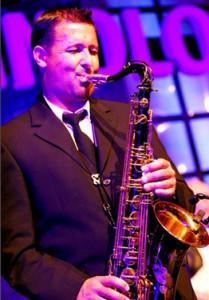 Saxophonist Heiko Proske