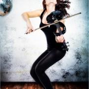 Violinistin Natalie