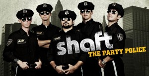 Shaft – The Party Police