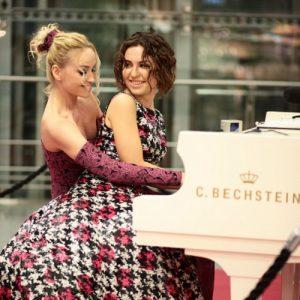 Pianistinnen Duo KamiLada