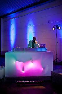 Amorphia DJ Pult