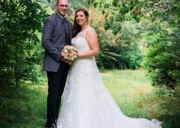 Brautpaar Svenja & Tobi