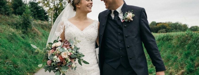 Ronja und Erkan, Hochzeitspaar Deutsch-Türkische Hochzeit