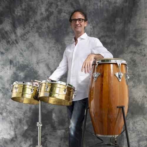 Percussionist Frankfurt Rhein-Main